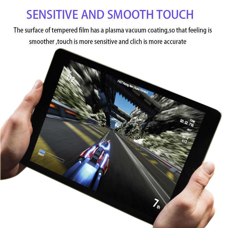 جوني سنو 9H الزجاج المقسى لهواوي Mediapad T1-701U منع خدش اللوحي LCD واقي للشاشة فيلم لهواوي T1 7 inch