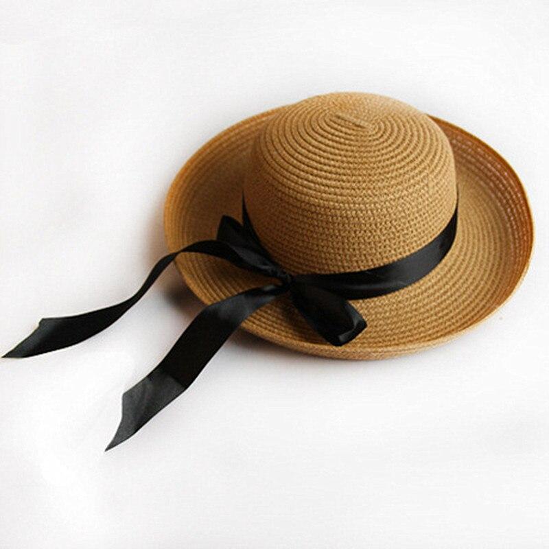 Chapeau de paille grand bord 4