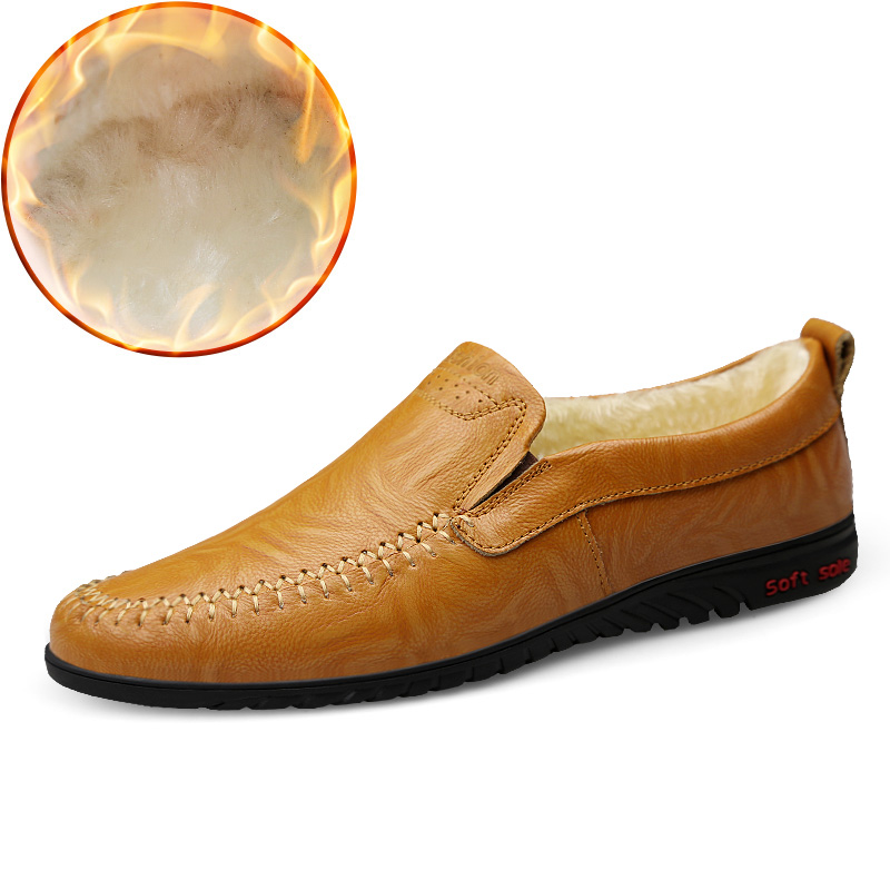 Big Size 2018 New Comfortable Casual Boat Shoes Loafers Men Shoes Quality Split Shoes Men Flats Hot Sale Lofers Moccasins Shoes men shoes 2017 new comfortable split leather casual shoes loafers quality men flats moccasins shoes size 39 44 602m