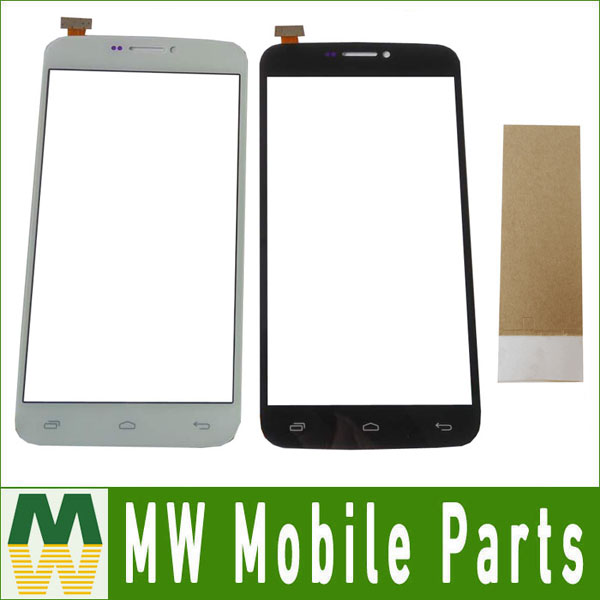 Original 1PC/Lot 6.0inch For Ginzzu ST 6030 ST6030 Tablet Touch Screen Digitizer Replacement Part Black White Color with tap