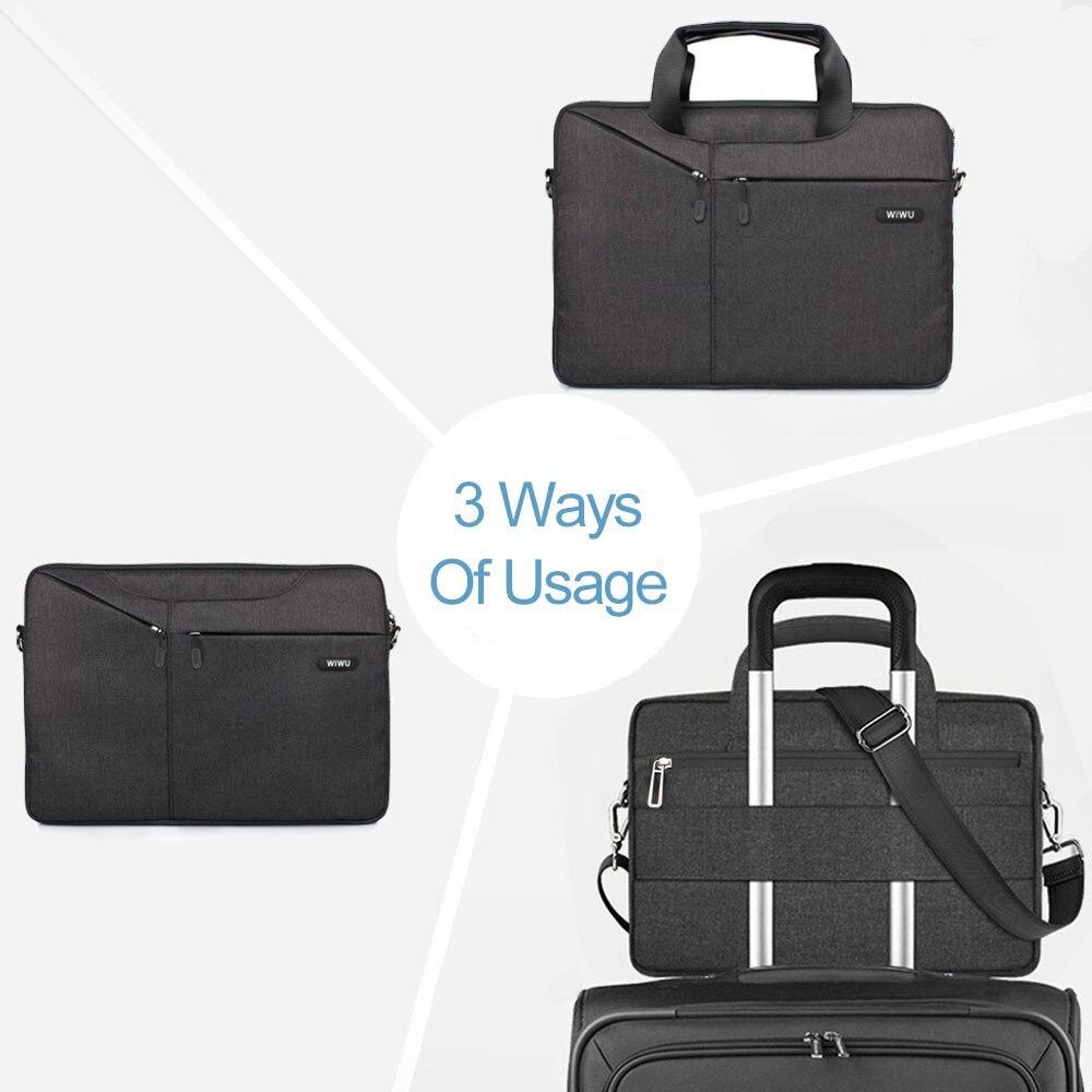 Newest Laptop Bag 11 13 15 Laptop Pouch Notebook Handbag For Lenovo Yoga 710 720 910 310S 510S 710S 700S Miix510 X1Carbon Case