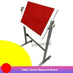 Tischtennis Rebound Bord Springback Training Sport Übung Ping Pong Ball Maschine schallwand rebound Selbststudium training maschine