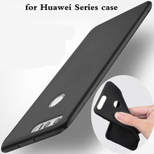 Здесь можно купить   MPCQC glass film case For Huawei P8 Lite 2017 P10 Plus Honor 8 9 V8 V9 6X 6A 7X Mate 9 Pro 10 phone case cover Luxury Frosted Mobile Phone Accessories & Parts