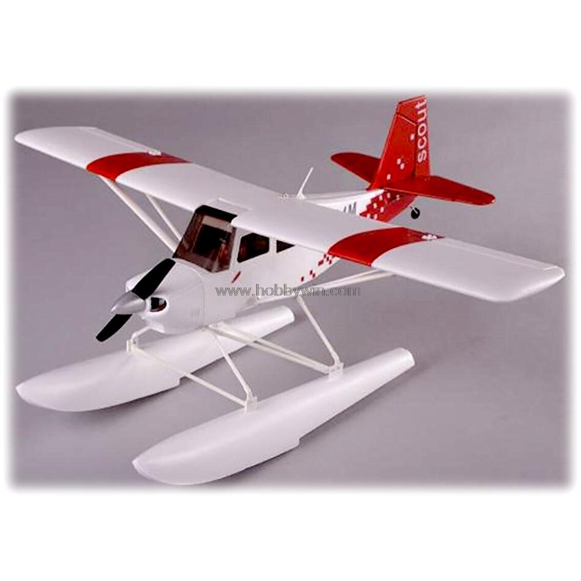 8GCBC Scout EPS 680mm Amphibious model plane PNP no Battery & Radio contain Landing gear & Water float ls8 18 sailplane eps 2000mm pnp without battery