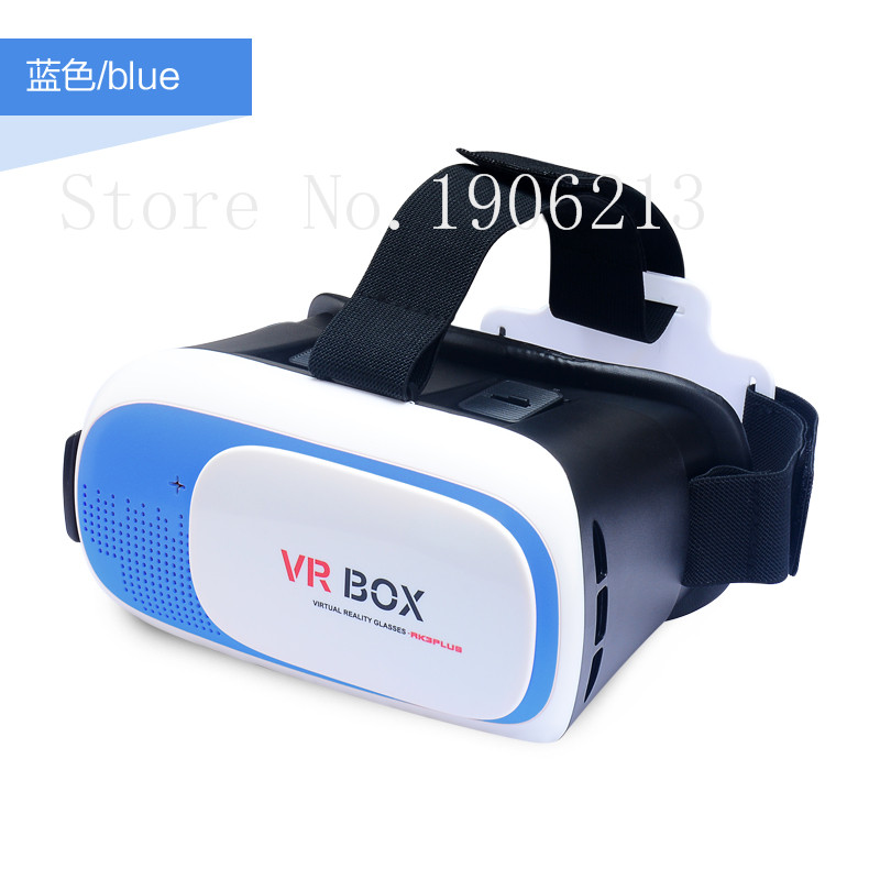 <font><b>Newest</b></font> <font><b>Google</b></font> <font><b>Cardboard</b></font> 3D Movie <font><b>Glasses</b></font> <font><b>VR</b></font> BOX II <font><b>2.0</b></font> Version Virtual Reality 3D Galasses+Bluetooth Remote Controller