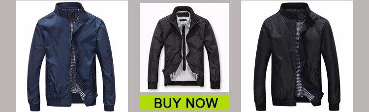 Male Thin Jacket