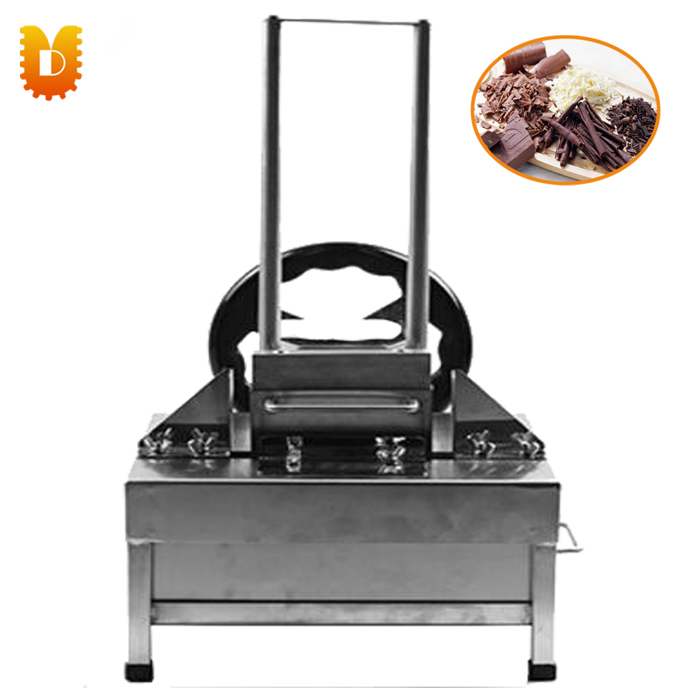 Cake Use Manual Chocolate Shaving Machine/Skiving Machine/Cutting Machine