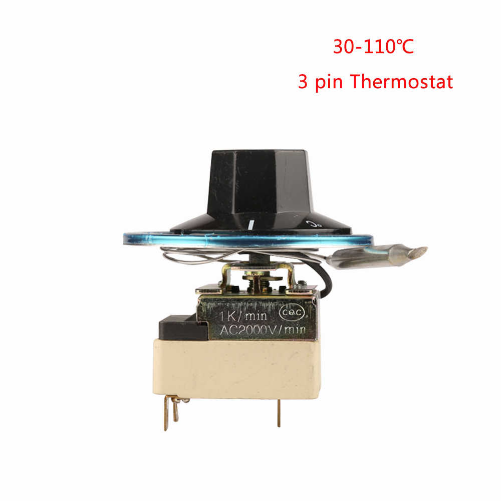 Caem 400 Italy Caem Capillary Thermostat 60 400 Celsius 3