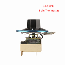 Temperature Switch Thermostat Adjustable