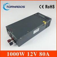 S 1000 12 power supply 12v 1000w manufacturer direct sale single output type transformer 12v