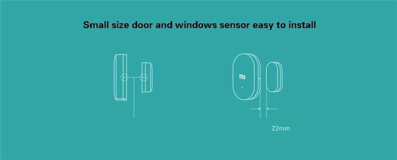 Xiaomi Sensor inteligente de puerta 6