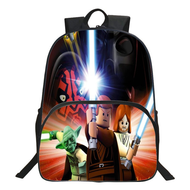 Star Wars Backpack for Kids 16-inches (12 styles)