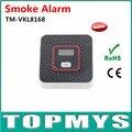 CO Sensor de Gás CO Monóxido de Carbono Envenenamento Alarm detector Fotoelétrico Independente Detector de Fumaça de Alarme de segurança de segurança em casa