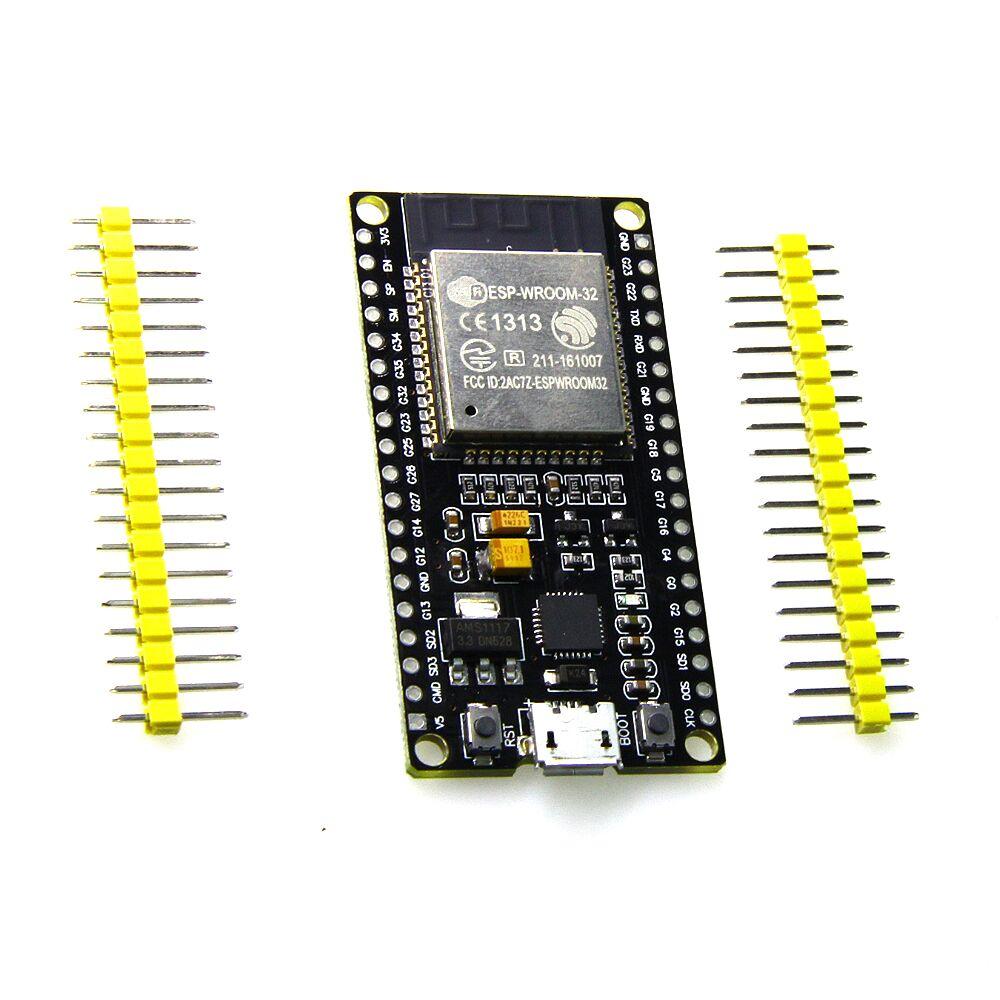 ESP32 rev1 Development Board WiFi + Bluetooth Ultra-Laag Energieverbruik Dual Core ESP-32 ESP-32S ESP 32 Vergelijkbaar