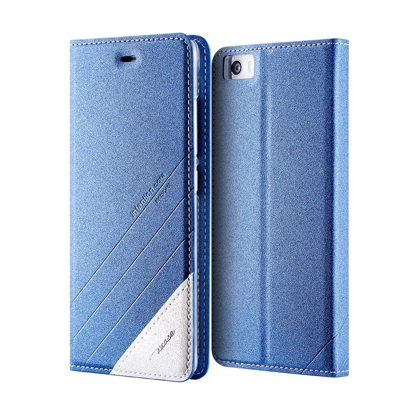 """bilder für Für Xiaomi5 5,15 """"ursprüngliche Tscase Marke, Top Qualität Leder Stehen Flip-Cover Magnet Fall Für Xiaomi M5 M 5 Mi5 Mi 5 mi5 mi 5 m5"""