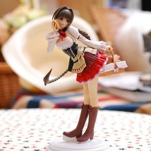 Free Shipping Japanese Anime Sex Doll Action Figure 20CM PVC 1/8 Shining Hearts Neris Toy Figures Best Toys & Hobbies