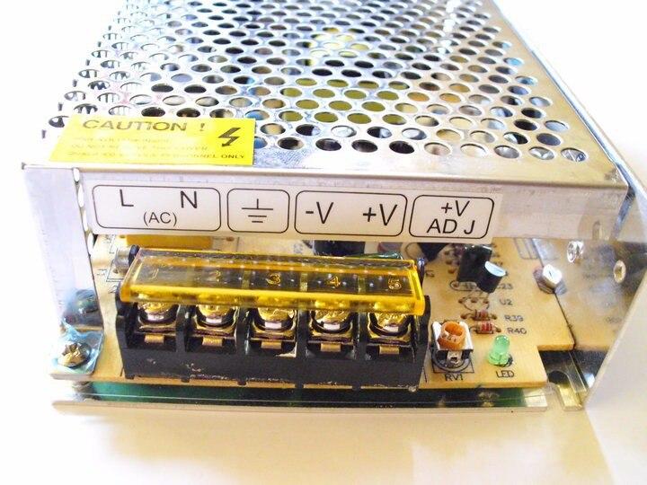 Lights & Lighting Led Strips Dc 12v Power Adapter Transformer For Led Strip Lignting Ac 100-240v Input To Dc 12v 1a,2a,3a,4a,5a,6a,7a,10a,15a,20a,30a,40a,50a Firm In Structure