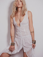 8215 New European Women S Free People With Lace Lace Dress