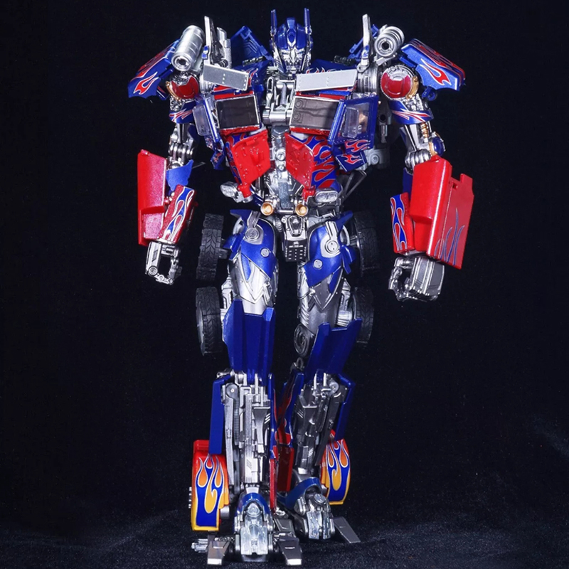 Black Mamba enlargement of Optimus Prime LS03 deformation toy diamond alloy fine print MPM04 Optimus Prime цена 2017