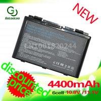 5200mAh Laptop Battery For Asus K40ab K40in K40ij K40ad K50ij K50in K50id K50af K51ac K51ae K51ab