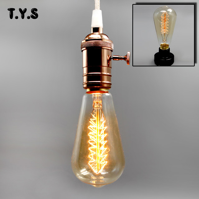 Online shop 10pc tys lampada edison bulb lamp light vintage socket 10pc tys lampada edison bulb lamp light vintage socket 40w outdoor lighting filament 220v bulb rope pendant lamp retro luminaria mozeypictures Images