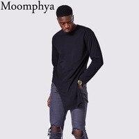 Moomphyaผู้ชายแขนยาวยืดหยุ่นนุ่มยาวเหม