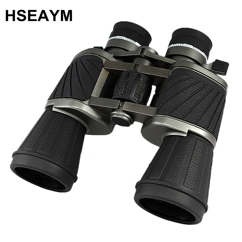 BAK4 Binoculars Telescope CC10X50 Travel Vision Scope Hd wide-angle Central Zoom Portable NO Night Vision fs 20x50 high quality hd wide angle central zoom portable binoculars telescope night vision telescopio binoculo freeshipping
