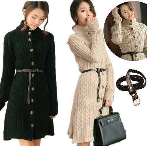 Popular Ladies Long Sweaters-Buy Cheap Ladies Long Sweaters lots ...