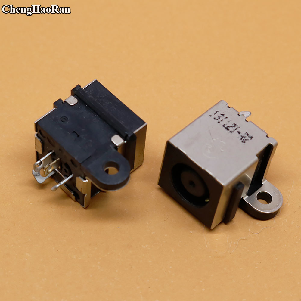 ChengHaoRan Notebook Computer Power Jack Fit For Dell Inspiron 17R 5720 7720 N5720 N7720 1564 1764 14R N4010 Laptops Connectors