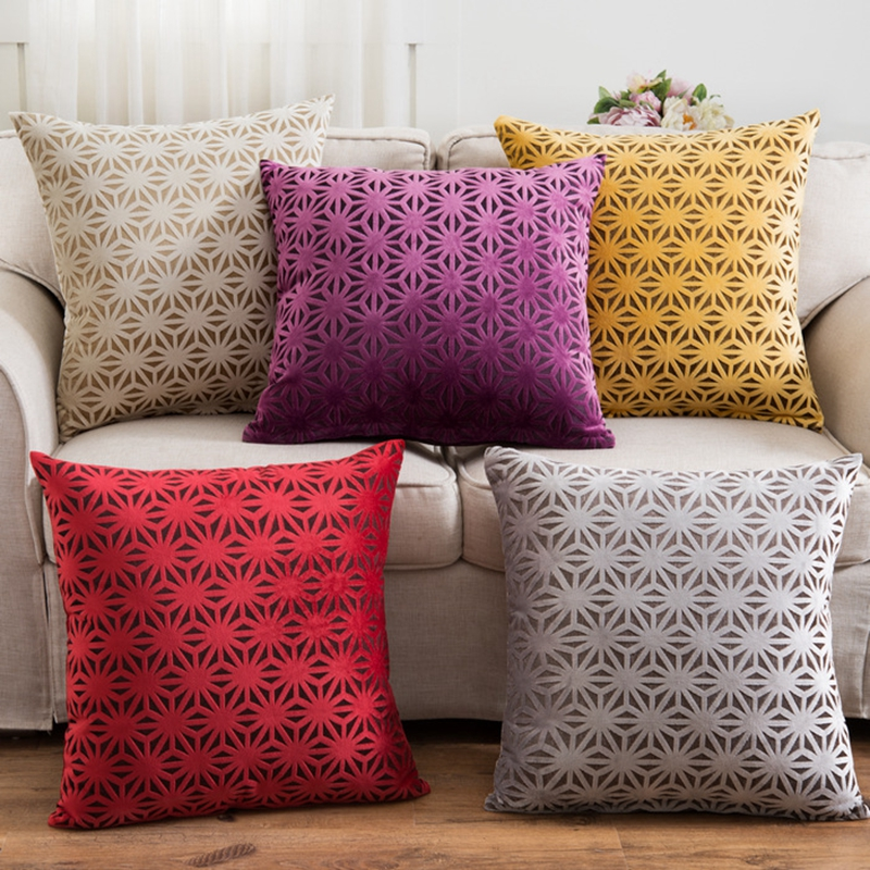 European high-quality cushions luxury decorative throw pillows without inner sofa home decor funda cojines decorativos
