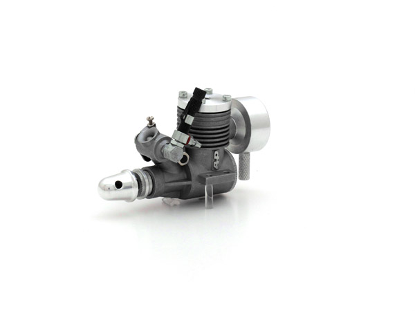 ASP AP09A 09 1.5CC two stroke / rear exhaust / fixed wing aircraft engine