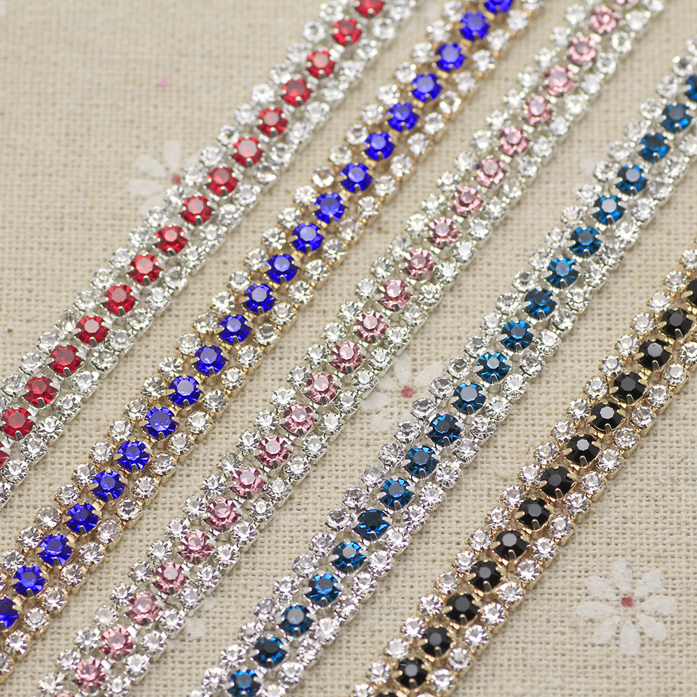 10x Flower Shaped Embellishments Crystal Pearl DIY Decor Flatback Craft #1