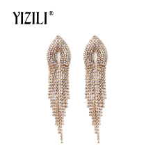 e6f5d2907e Buy silver prom earrings and get free shipping on AliExpress.com