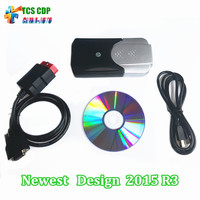 10pcs A Quality TCS CDP Pro D 150 With Bluetooth 2015 R3 Latest Software Free Activate