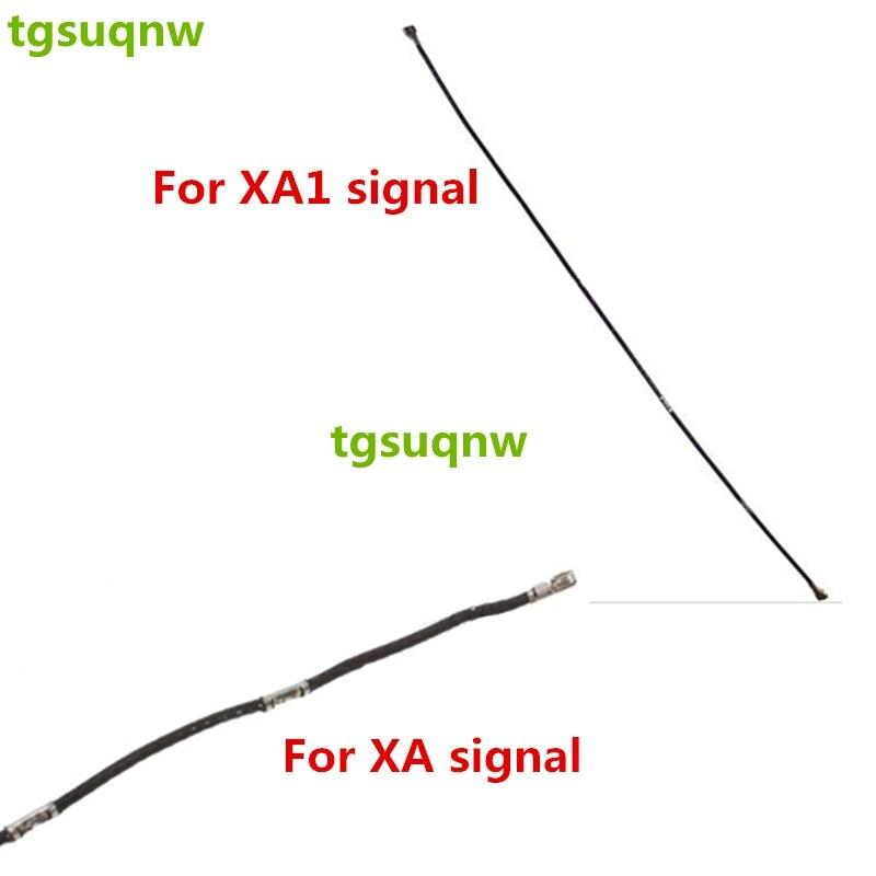 Signal Antenna Coaxial Flex Cable Wire Connector  For Sony Xperia XA1 G3121 G3112 / XA F3111 F3112