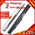 Gololoo 4 ячейки Аккумулятор для ноутбука HP Pavilion 14 15 серии 15-B119TX 15-B003TX LA04 HSTNN-YB5M HSTNN-Y5BV TPN-Q132 728460-001