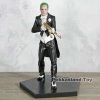DC Comics The Joker Figure Suicide Squad PVC Action Figures Collection Model Toys for Boys Gift