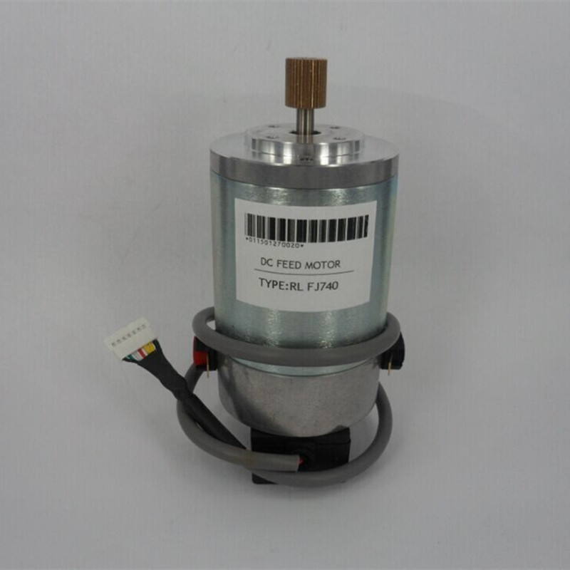 Generic New Feed Motor for Roland FJ-540 and FJ-740 printer new version generic scan motor for roland fj 540 fj 740