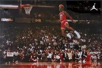 Michael Jordan Poster Large Canvas Oil Printing Home Wall Dicorative Art Cheap Famous Foul Line Dunk Art Print Vintage Sports