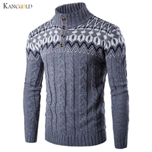 Winter Sweater Men O-neck Casual Knit Jumpers Sweater Men Long Sleeve Pullovers Famous Brand Sweater Masculino Stylish No8