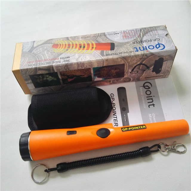 Frees Shipping New Arrived CSI Pinpointing Hand Held GP Pro Pointer Metal Detector Pinpointer Detector