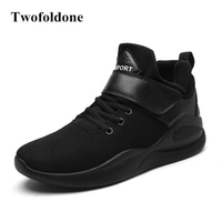 High Sneakers Men Winter Sport Running Shoes For Male Trainers Size 39 44 Tennis Walking Sneakers