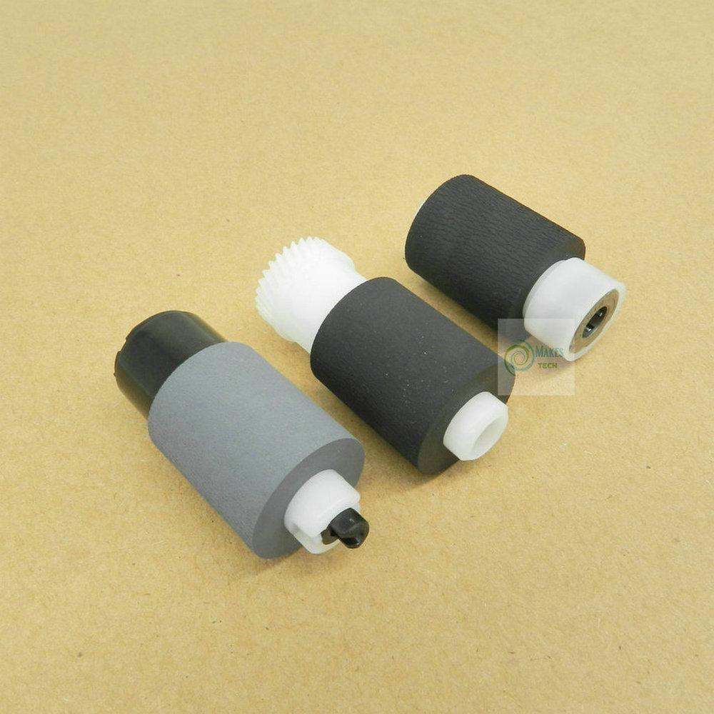 Garš kalpošanas papīra savācēja rullīšu komplekts Kyocera FS - Biroja elektronika