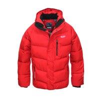 2019 New Arrival Winter Jacket Men Warm Cotton Coat Autumn Padded Jackets Winter Coat Mens Parka Rib Cuff Plus Size 3XL 7XL