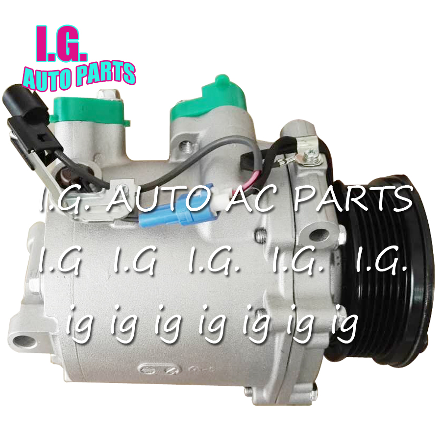 Msc90cas A C Compressor With Clutch Fits For Car Mitsubishi Lancer 2008 Starter Location 20l 2010 7813a321 7813a350 Akc200a221a 97486 7813a072 In Air Conditioning