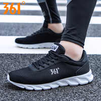 New 361 Runnig Shoes For Mens Walking Shoes Sports Life Breathable Sneakers Light Comfort Sport Shoes