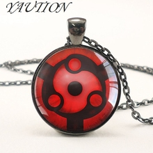 Naruto Sharingan Eye Necklace Pendants