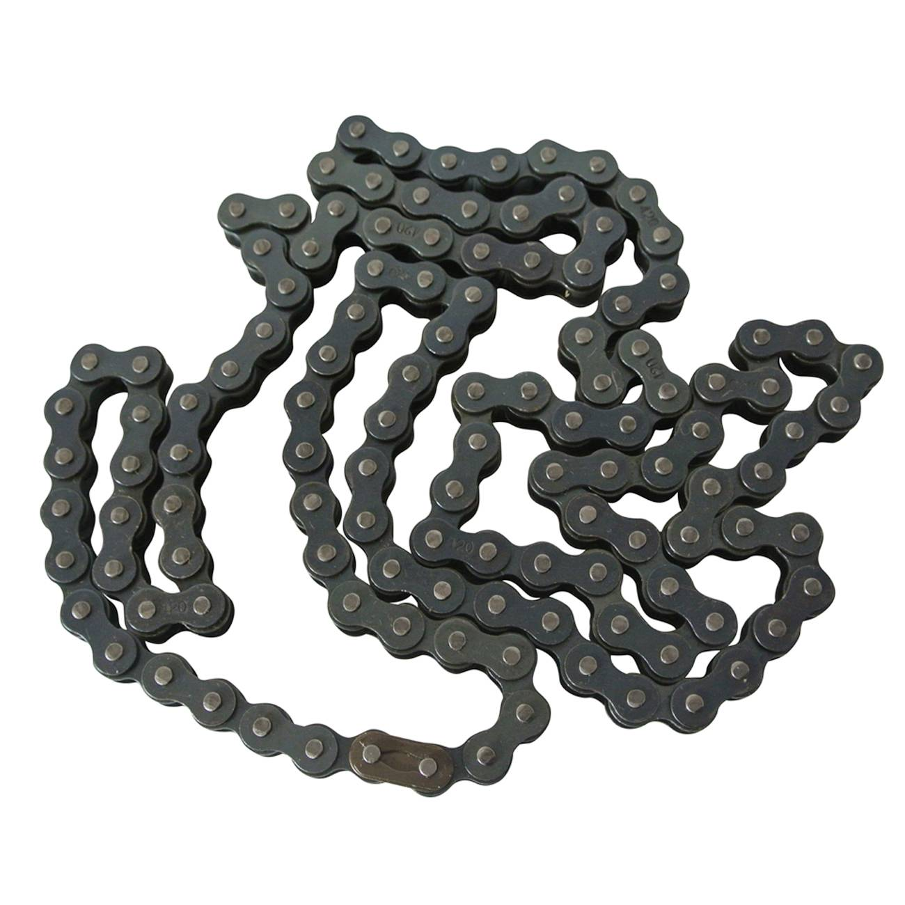 Motorcycle Chain 420-120L Fit ATV Quad Pit Dirt Bike With 1 Master Link