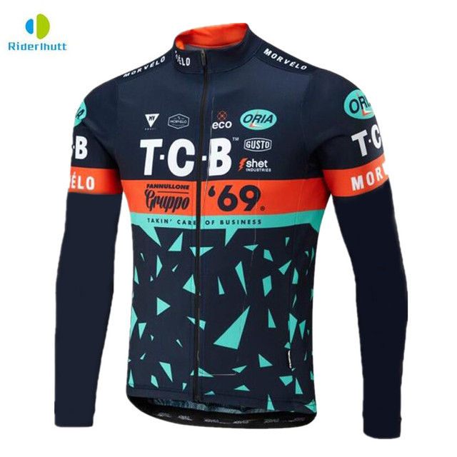 Spring/Autumn Morvelo Cycling Jersey long sleeve men's cycling jersey Bike bicycle clothes Clothing Ropa Ciclismo