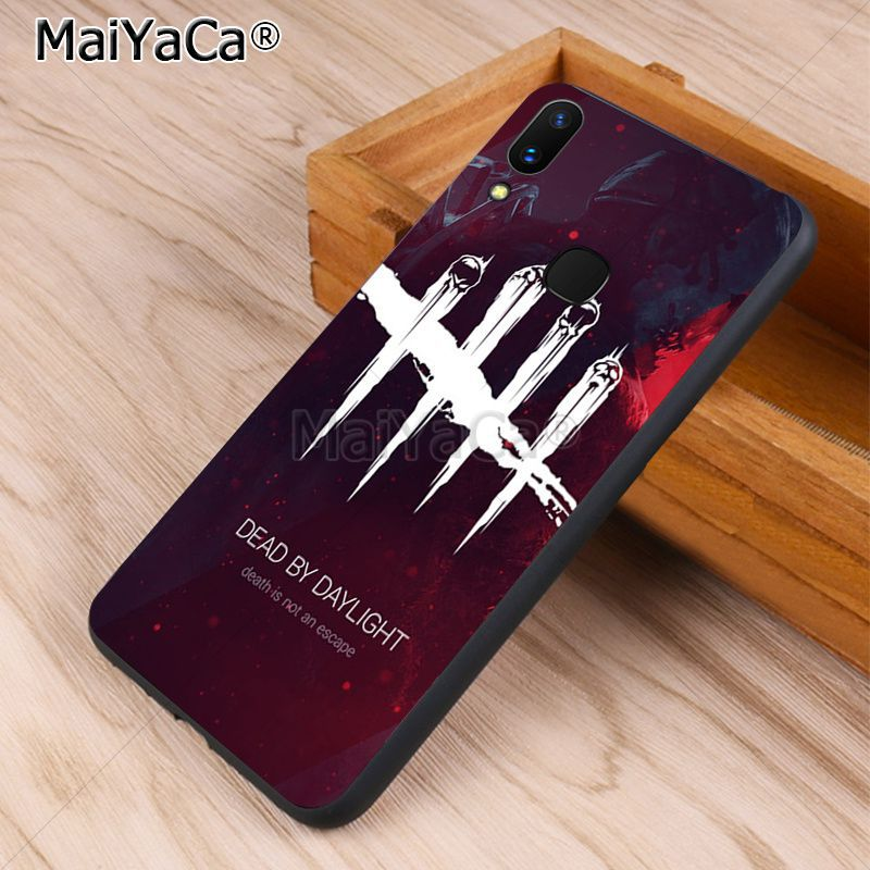 Maiyaca Dead by Daylight Special Offer Luxury Vertical phone case for vivo  x20 plus x21 ud nex s x9s V9 V7 Y 83 case funda